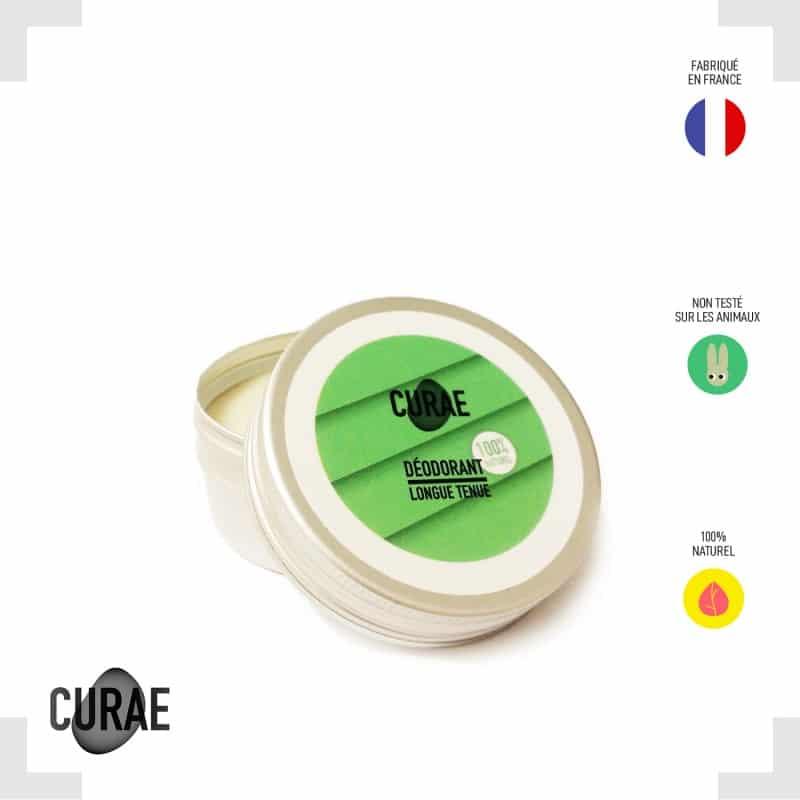 Déodorant naturel - Lavande & patchouli 50g