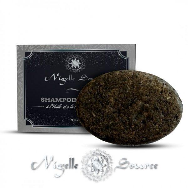 Shampoing solide à la nigelle 60g - Nigelle Source
